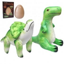 2 Uova Dinosauro Baby Gonfiabile