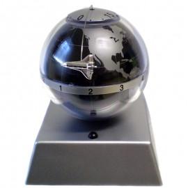 Orologio Mappamondo con astronave