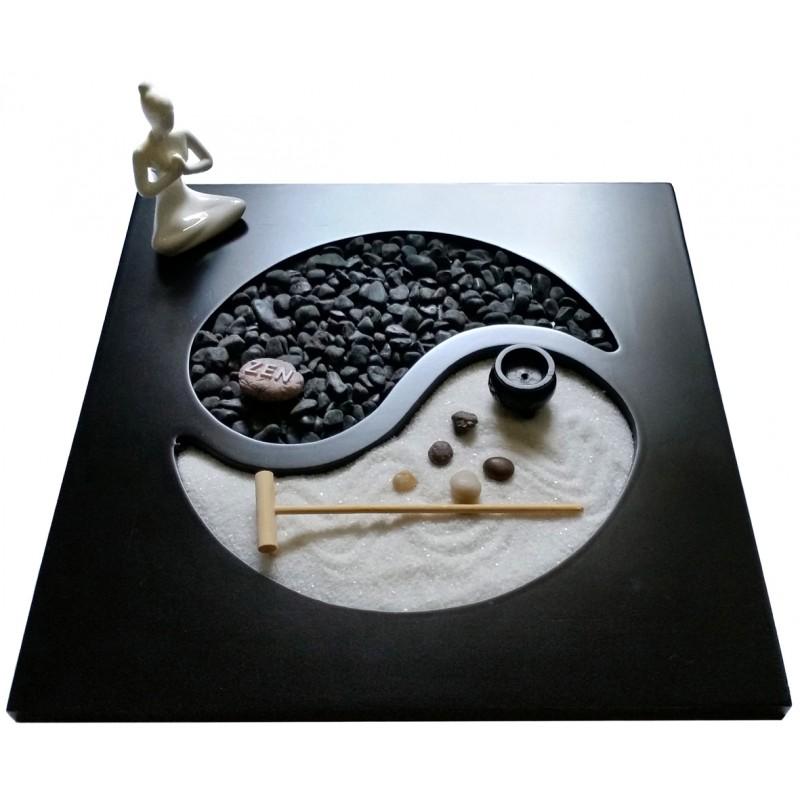 Giardino zen da tavolo significato trendy giardino zen da - Giardino zen in miniatura ...