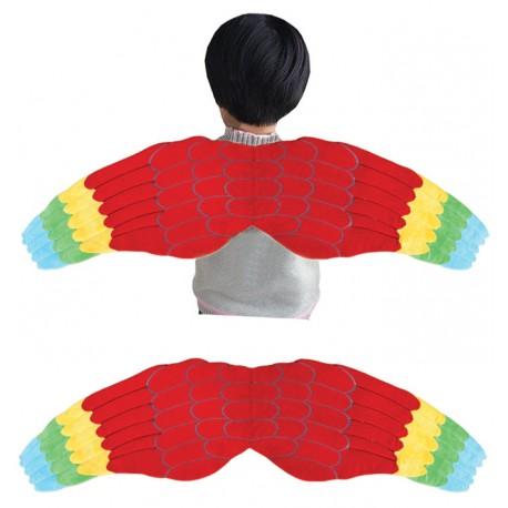 Set cappuccio guanti drago