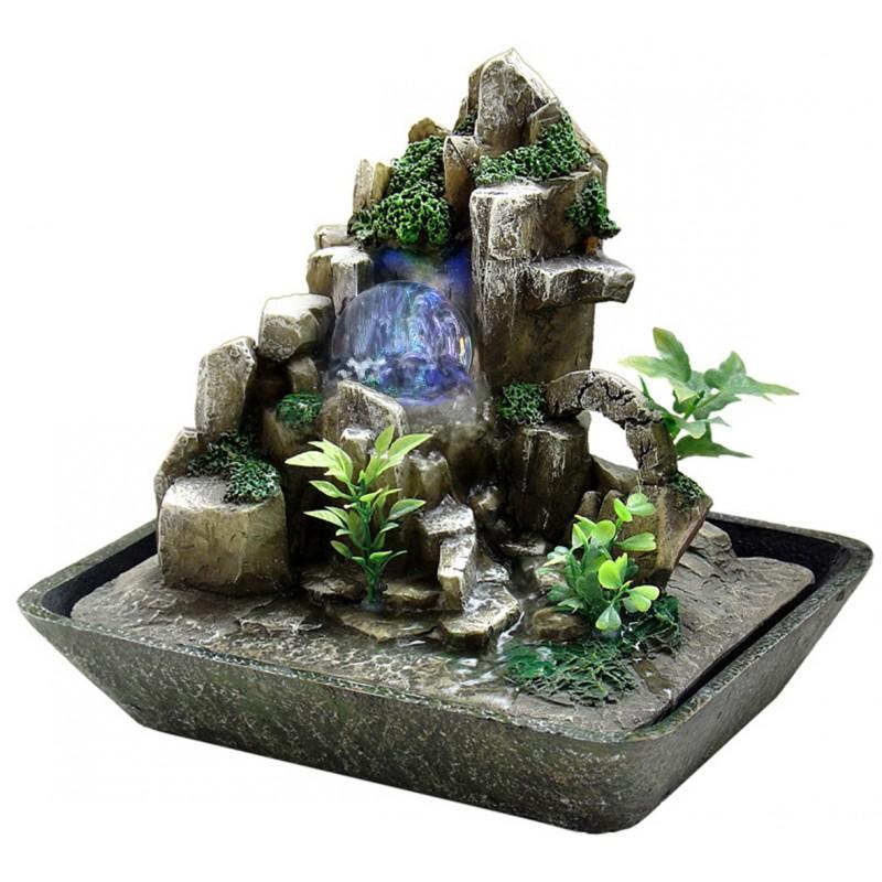 Fontana feng shui arco for Fontanelle zen