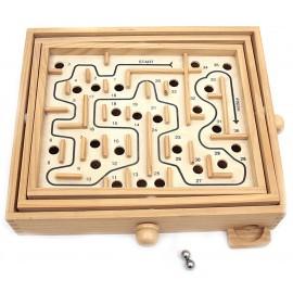 Labirinto legno