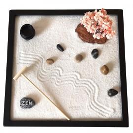 Giardino Zen Alberello 25x25x1 cm ROSA